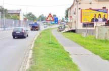 Billboard, Ostrava (Mariánskohorská)
