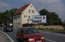 Billboard, Stod (Plzeňská)