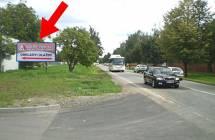 Billboard, Prostějov (Kojetínská, tah Prostějov - Kroměříž    )