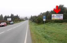 Billboard, Pelhřimov  (Slovanského bratrství  )