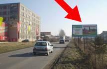 Billboard, Olomouc (Holická/Šlechtitelů - měst. spojka  )