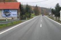 Billboard, Luhačovice (Nad přehradou)