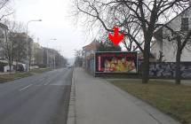 Billboard, Praha 4 (Budějovická/Hornokrčská)