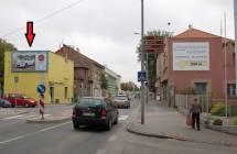 Billboard, Nýřany (Benešova třída)