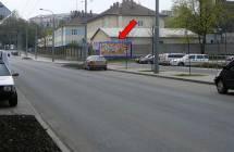 Billboard, Plzeň - Doudlevce (Doudlevecká)