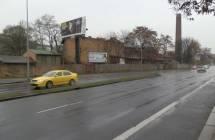 Billboard, Praha 5 - Smíchov (Strakonická, u přípojky z ul. Nádražní)