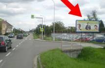 Billboard, Prostějov (Plumlovská, hl. tah Boskovice -Prostějov )