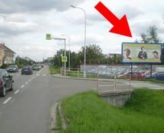 791122 Billboard, Prostějov (Plumlovská, hl. tah Boskovice -Prostějov )