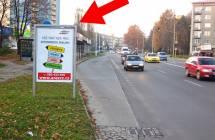 Cityboard, Olomouc (Foerstrova/Na Vozovce, ZC, obyt. zóna  )