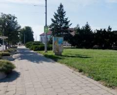 542078 Citylight, Hradec Králové (Gočárova třída X Puškinova)