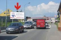 Billboard, Brno (Sokolova 2. směr Vídeňská)