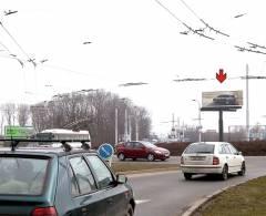 573012 Bigboard, Pardubice - Trnová (Poděbradská)