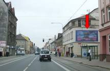Billboard, Plzeň - Slovany (Slovanská )