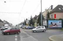 Billboard, Plzeň - Slovany (Slovanská)