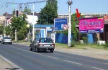 Billboard, Plzeň (Domažlická)
