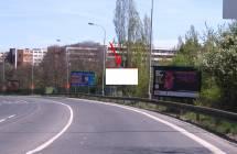 Billboard, Praha 9  (Českobrodská  -pod Jarovem)