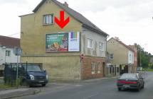 Billboard, Teplice (Bohosudovská)