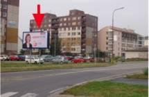 Billboard, Prostějov (Plumlovská)