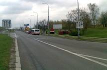 Billboard, Praha 4 - Chodov (Chilská)