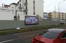 1211002 Billboard, Prostějov (Žeranovská)