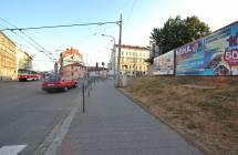 Billboard, Brno (Jugoslávská)