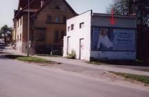 Billboard, Stříbro (Palackého)