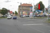 Billboard, Plzeň - Doudlevce (Zborovská )
