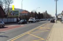 Billboard, Zlín-Želechovice (Osvobození)