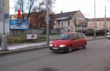 Billboard, Plzeň  (Klatovská)