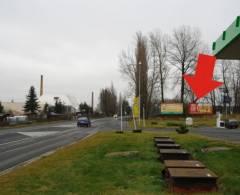 821006 Billboard, Bruntál (Staroměstská, čerpací stanice)