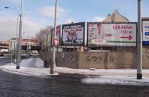 Billboard, Praha 4 (Otakarova)