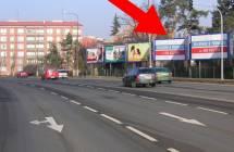 Billboard, Olomouc (Foerstrova, E 442, hl.tah Brno, OV - HK)
