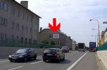 Billboard, Hulín (Holešovská 1 - příjezd, horní  )