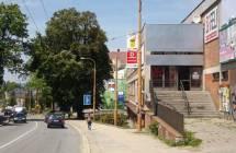 Billboard, Jihlava (Dvořákova ulice)