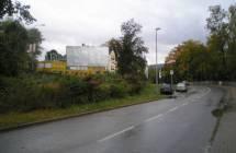 Billboard, Liberec (Náchodská,z centra )