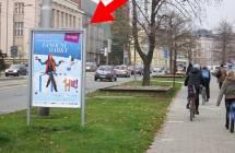 Cityboard, Olomouc (tř. Svobody/Okresní soud, DC, zast. TRAM)