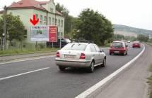 Billboard, Děčín (Choratice, sm. Děčín )