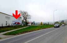 Billboard, Liberec (Kunratická-výj. na Jablonec)