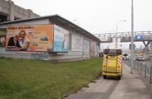 711146 Billboard, Brno - střed (Zvonařka)