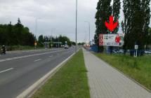 Billboard, Chomutov (Černovická 2)