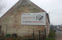 Billboard, Želešice (trasa Brno-Želešice)