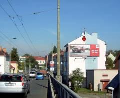 573001 Bigboard, Pardubice - Pardubičky (Štrossova)
