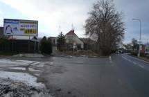 Billboard, Liberec (Kunratická 2,do centra)