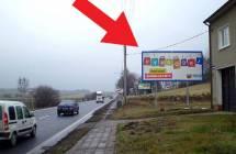 Billboard, I/55 Krčmaň (I/55, hl. tah Zlín, Přerov - Olomouc)