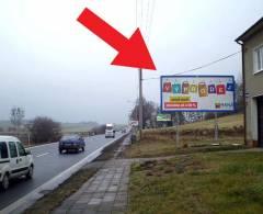 781022 Billboard, I/55 Krčmaň (I/55, hl. tah Zlín, Přerov - Olomouc)