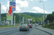 Billboard, Ústí nad Labem (Tyršova)