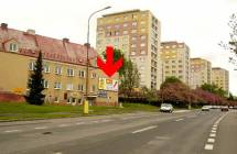 Billboard, Litvínov (Podkrušnohorská  )