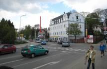 Billboard, Liberec (Poštovní nám./M.Horákové)