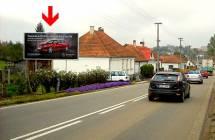 Billboard, I/38 - Dlouhá Brtnice   (sm. Jihlava   )