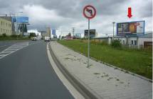 331252 Billboard, Plzeň - Libušín (Koterovská)